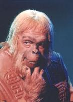 MAURICE EVANS AS DR. ZAIUS