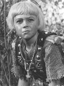 JOHNNY JENSEN AS THE FRISIAN BOY PRINCE